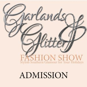 GARLANDS & GLITTER TICKETS
