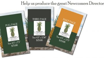 Please help Newcomers produce the new Membership Directory!